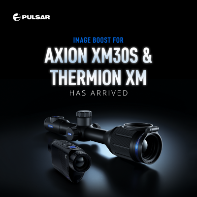 Firmware 4.5 pro Axion XM30S a Thermion XM