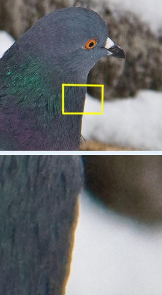 chromatická aberace