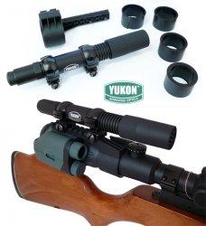 Klip adaptér dalekohledu NVMT / Spartan