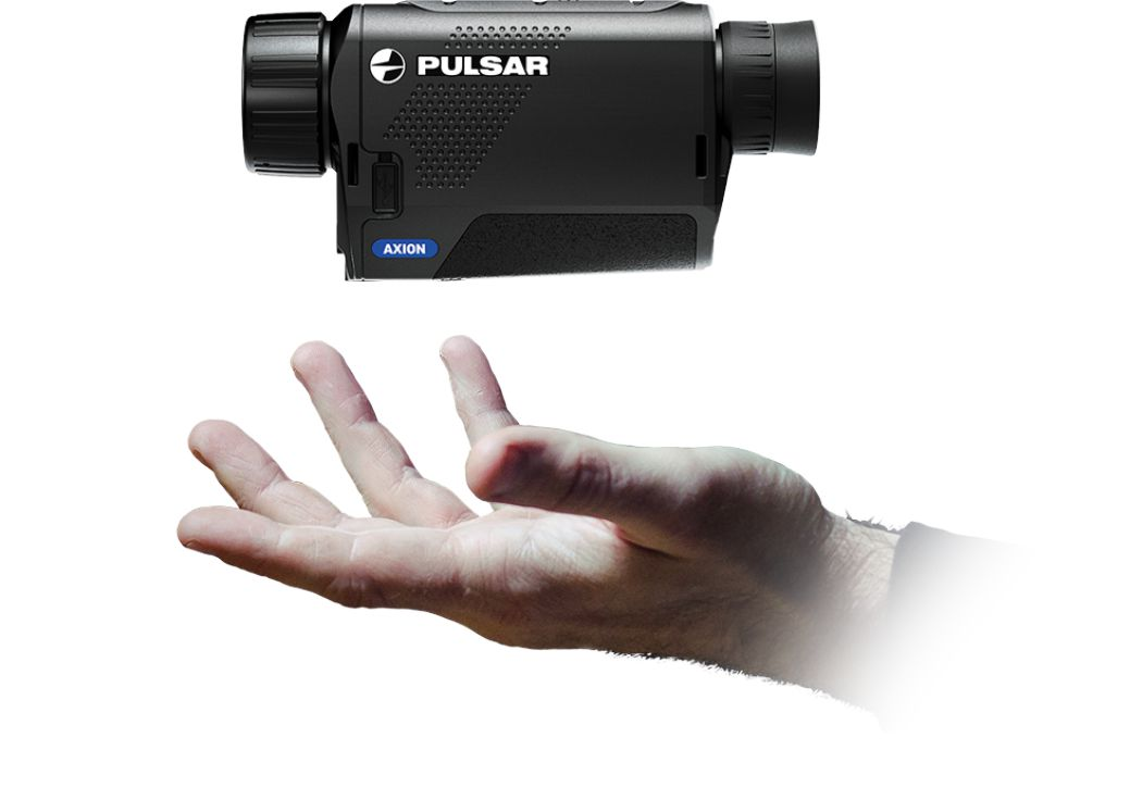 Termovize Pulsar Axion