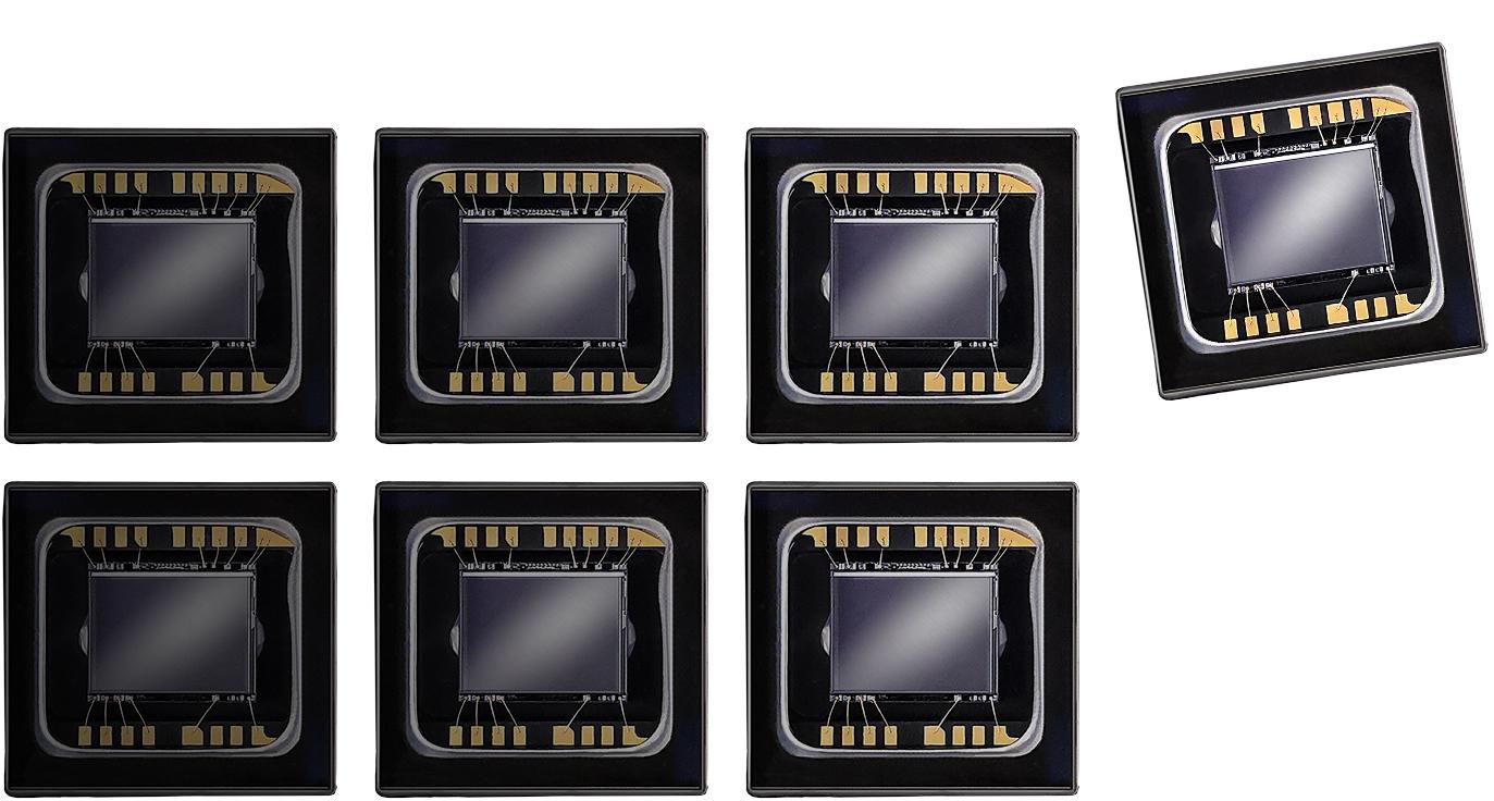 Senzor HD720