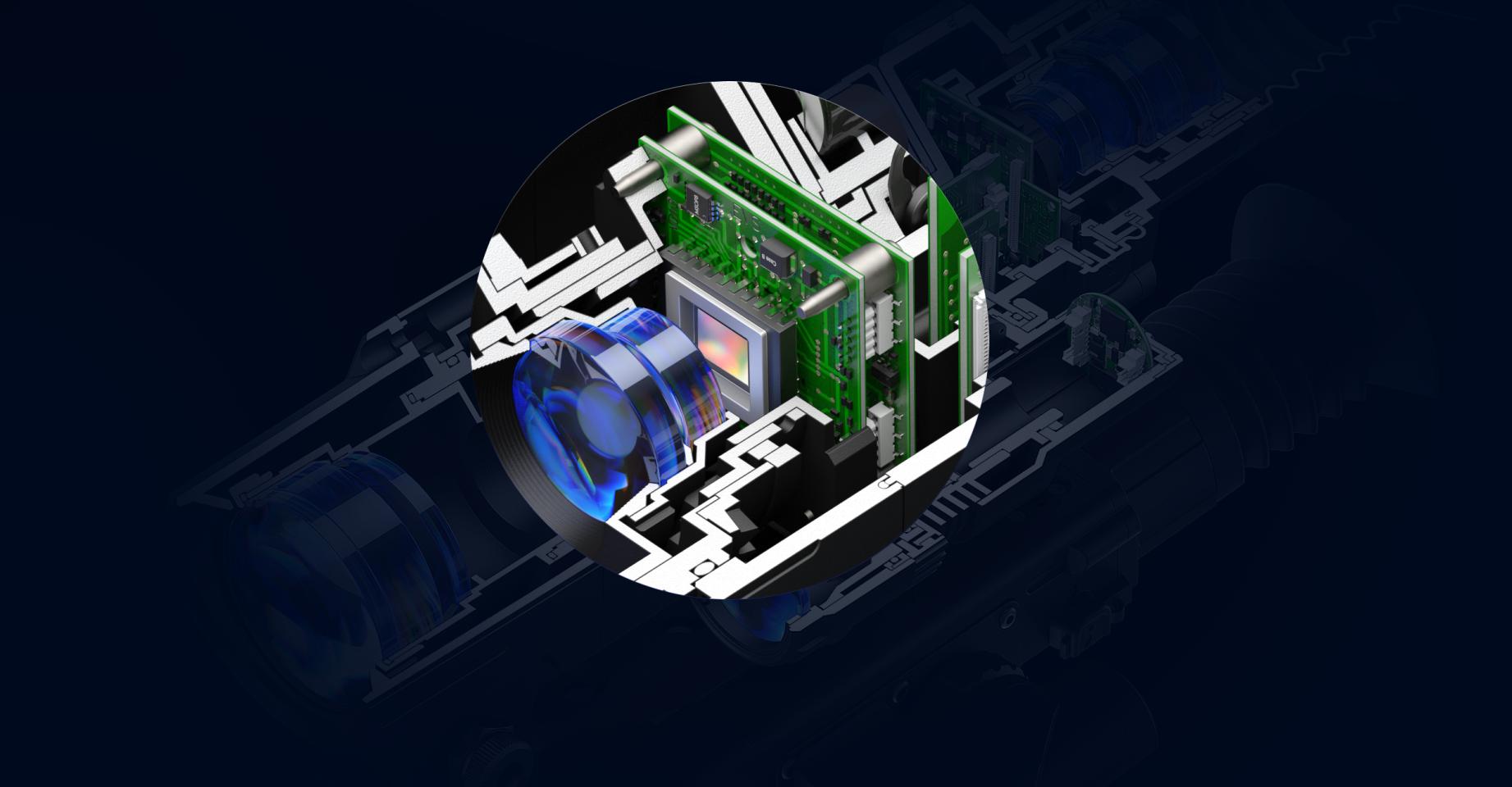 Digitální zaměřovač Digisight Ultra LRF N455
