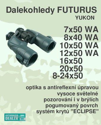 Dalekohled Futurus 7x50WA Yukon Binox