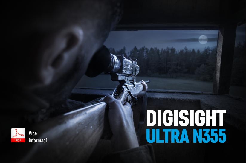Zaměřovač  Digisight Ultra