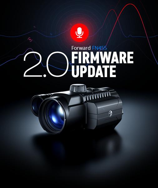 Aktualizace firmware 2.0 pro Forward F455/FN455