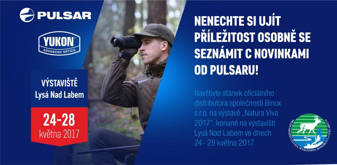 Natura Viva 2017, 24-28. května 2017, Výstaviště Lysá Nad Labem