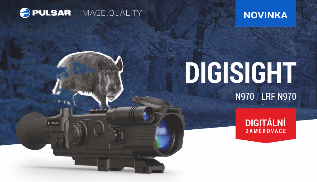 Zaměřovače DIGISIGHT N970